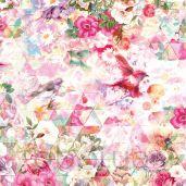 Обои Komar Flower & Textures xxl4-019
