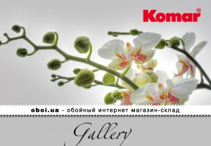 Шпалери Komar Gallery