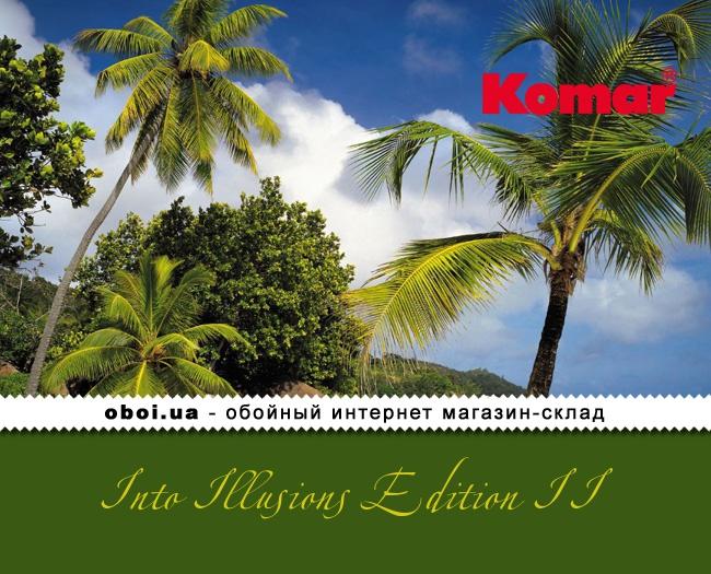 Обои Komar Into Illusions Edition II