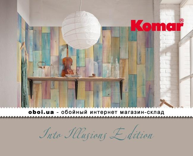 Обои Komar Into Illusions Edition