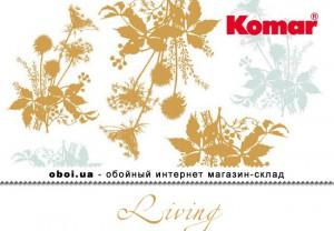 Шпалери Komar Living