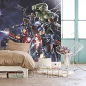 Интерьер Komar Marvel 4-434