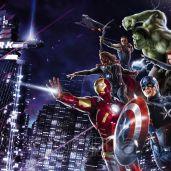 Обои Komar Marvel 4-434