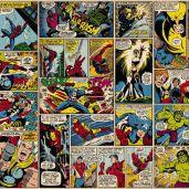 Обои Komar Marvel 8-427
