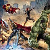 Обои Komar Marvel 8-432