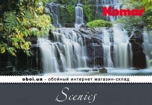 Шпалери Komar Scenics