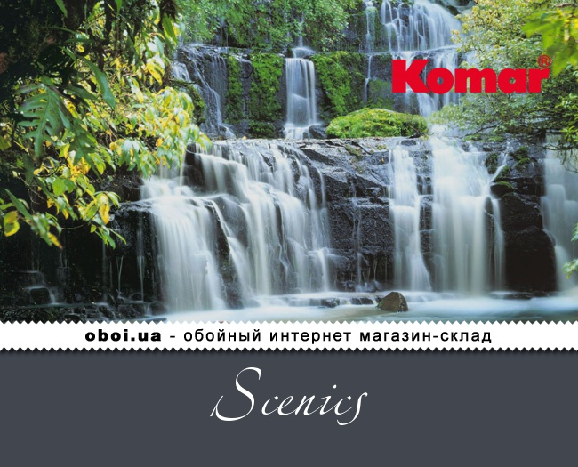 Обои Komar Scenics