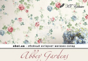 Шпалери KT Exclusive Abbey Gardens