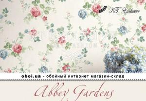 Обои KT Exclusive Abbey Gardens