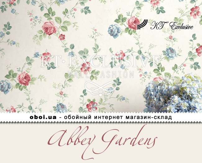 Обои KT Exclusive Abbey Gardens