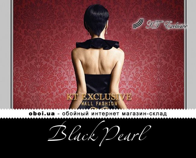 Обои KT Exclusive Black Pearl