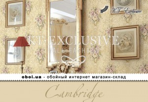Шпалери KT Exclusive Cambridge