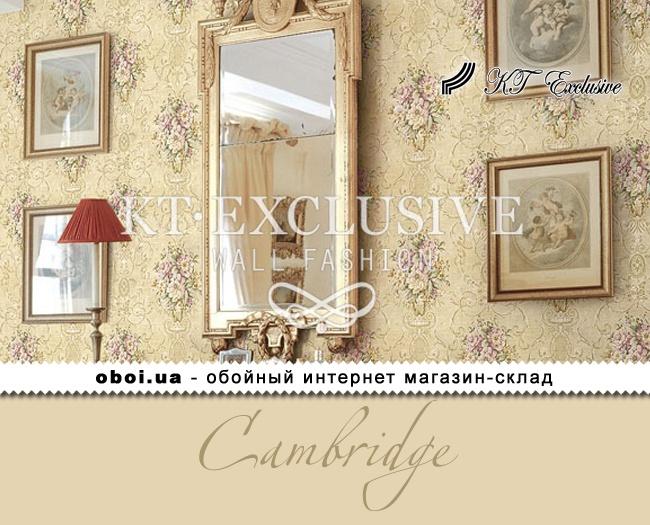 Паперові шпалери з акриловим покриттям KT Exclusive Cambridge