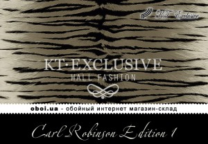 Шпалери KT Exclusive Carl Robinson Edition 1