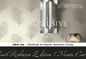 Шпалери KT Exclusive Carl Robinson Edition 7 Monte Carlo