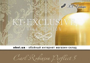 Інтер'єри KT Exclusive Carl Robinson Perflect 5