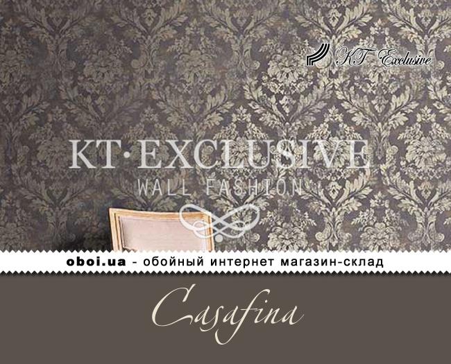 Флізелінові шпалери з акриловим покриттям KT Exclusive Casafina