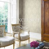 Интерьер KT Exclusive Champagne Damasks ad50208