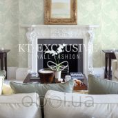 Интерьер KT Exclusive Champagne Damasks ad50502