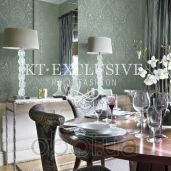 Интерьер KT Exclusive Champagne Damasks ad50902