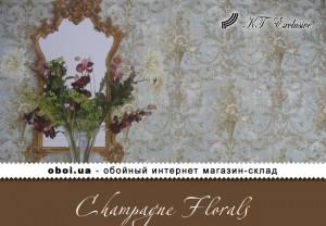 Champagne Florals