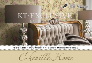 Шпалери KT Exclusive Chenille Home
