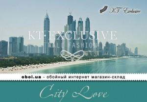 Обои KT Exclusive City Love