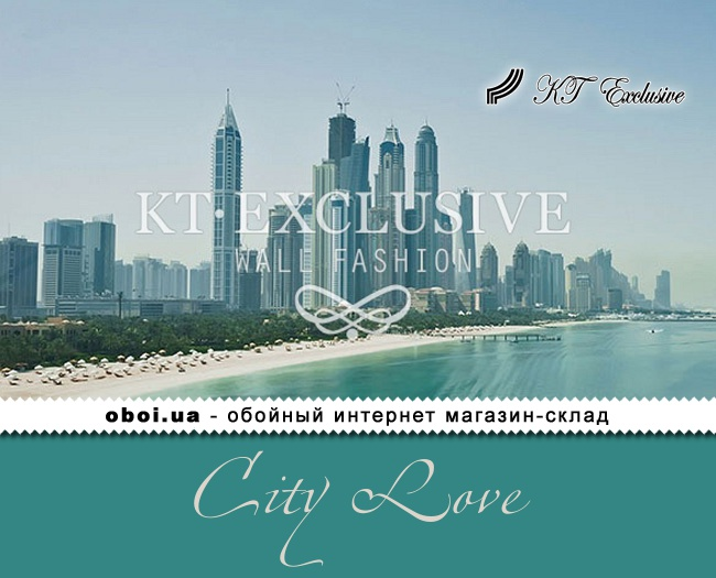 Обои KT Exclusive City Love