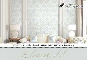 Шпалери KT Exclusive Elements II