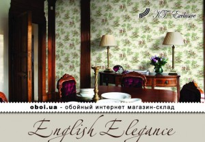 Шпалери KT Exclusive English Elegance