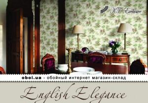 Обои KT Exclusive English Elegance