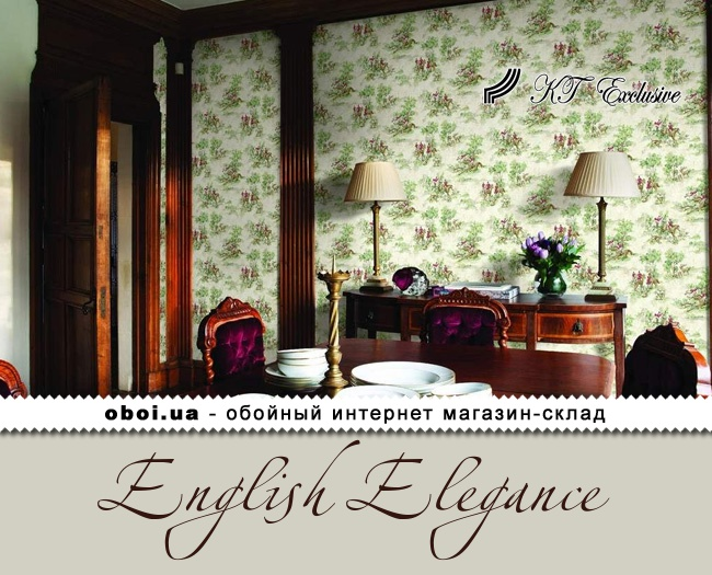 Обои KT Exclusive English Elegance