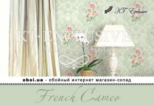 Обои KT Exclusive French Cameo