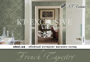 Інтер'єри KT Exclusive French Tapestry