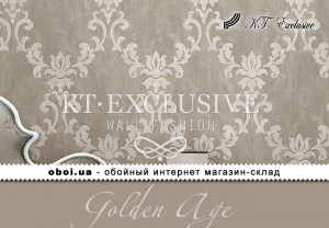 Інтер'єри KT Exclusive Golden Age