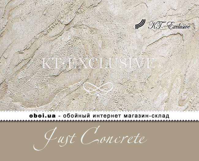 Обои KT Exclusive Just Concrete