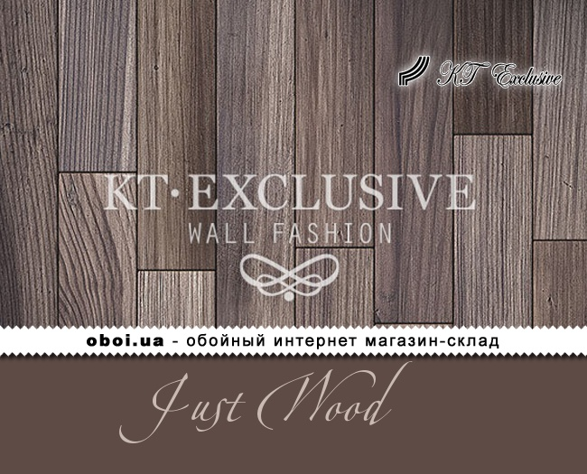 Обои KT Exclusive Just Wood