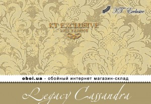 Інтер'єри KT Exclusive Legacy Cassandra