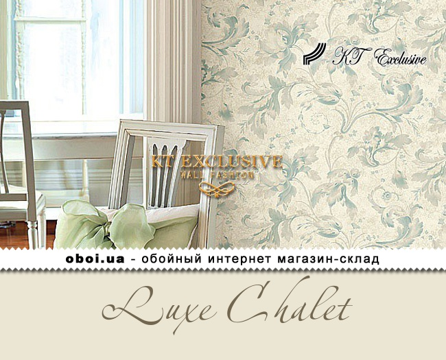 Обои KT Exclusive Luxe Chalet
