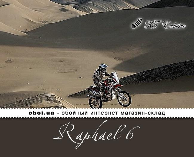 Фотообои на флизелиновой основе KT Exclusive Raphael 6