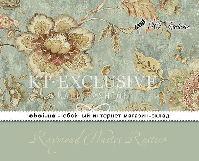 Паперові шпалери з акриловим покриттям KT Exclusive Raymond Waites Rustico