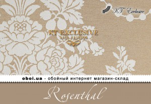 Обои KT Exclusive Rosenthal