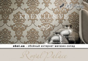 Обои KT Exclusive Royal Palace
