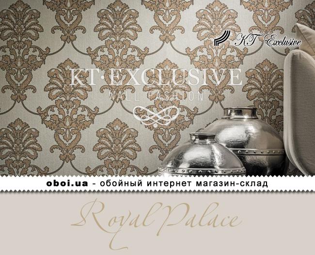 Флізелінові шпалери KT Exclusive Royal Palace