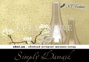 Шпалери KT Exclusive Simply Damask