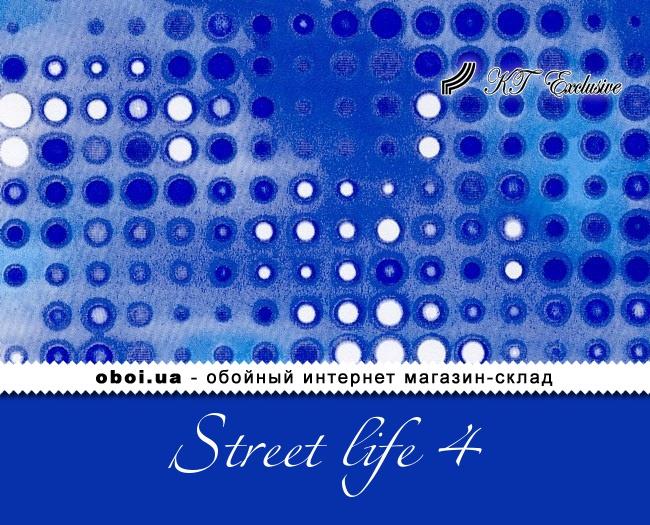 Бумажные обои KT Exclusive Street life 4