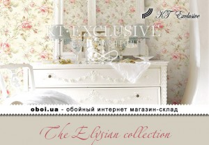 Шпалери KT Exclusive The Elysian collection