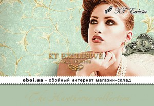 Шпалери KT Exclusive The Hawthorne collection