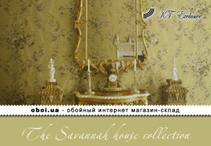 Обои KT Exclusive The Savannah house collection