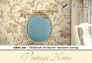 Обои KT Exclusive Vintage Home